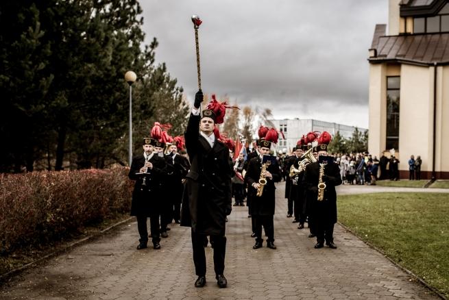 11 listopada 2017 Plac Powstań Narodowych w Łęcznej