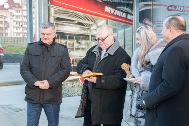 Otwarcie stacji Orlen - 8 stycznia 2018
