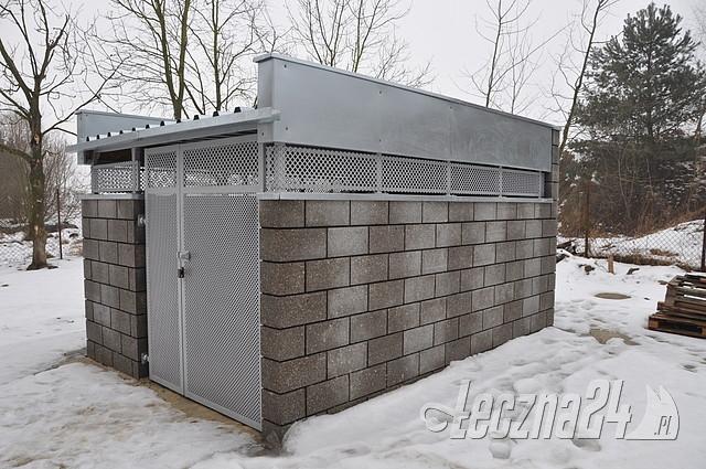 Nowe mieszkania socjalne Zakrzów - styczeń 2017