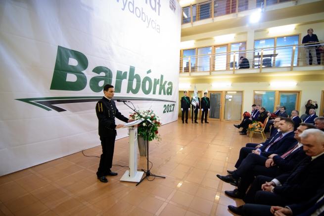 Barbórka - 4 grudnia 2017